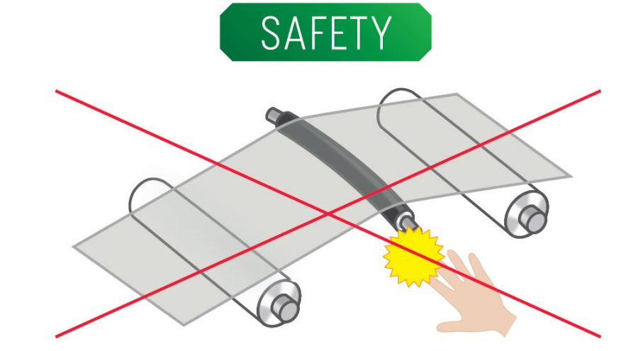 ゴムバリボウEXP タッチパネル式電動タイプ(無線)安全