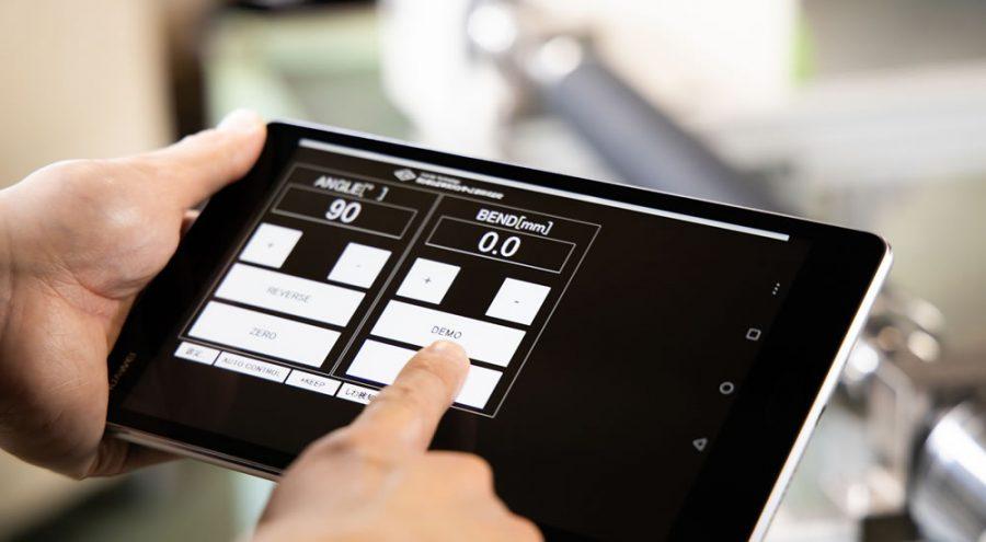 ゴムバリボウEXP タッチパネル式電動タイプ(無線)タブレット